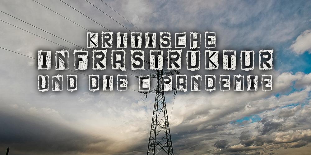 Österreich und die kritische Infrastruktur